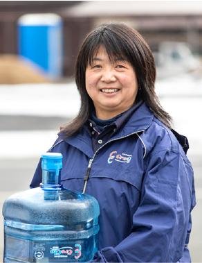 水事業部リーダー 糸井美紀さん