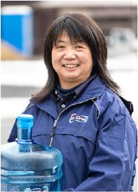 水事業部リーダー糸井 美紀